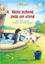 Ik ♥ lezen - Kleine zeehond zoekt een vriend