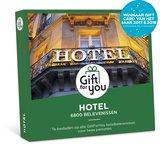 GiftForYou Cadeaubon - Hotel