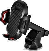 Telefoonhouder Auto Zuignap iPhone / Dashboard Telefoon Houder Klem Samsung / Auto Zuignap Huawei