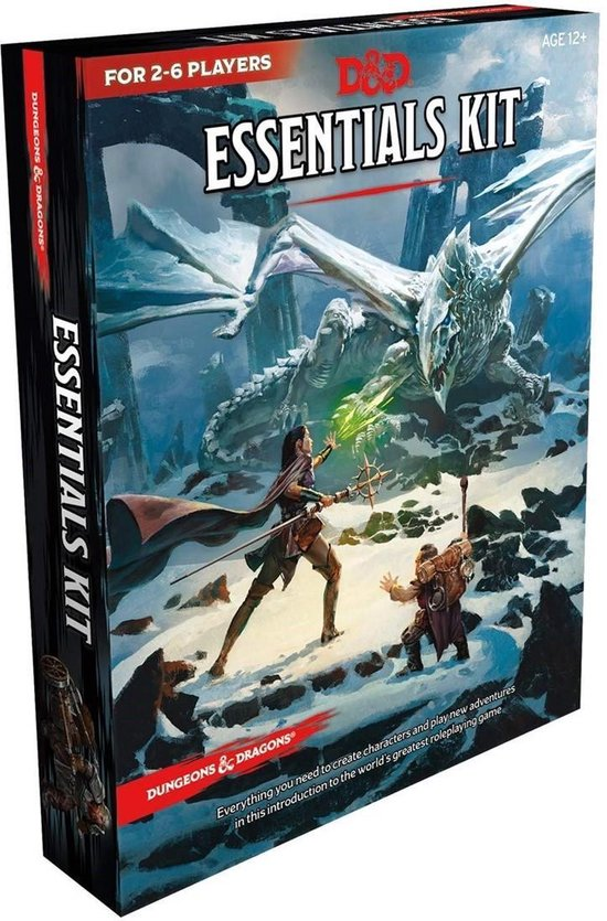 Dungeons & Dragons 5e - Essentials Kit
