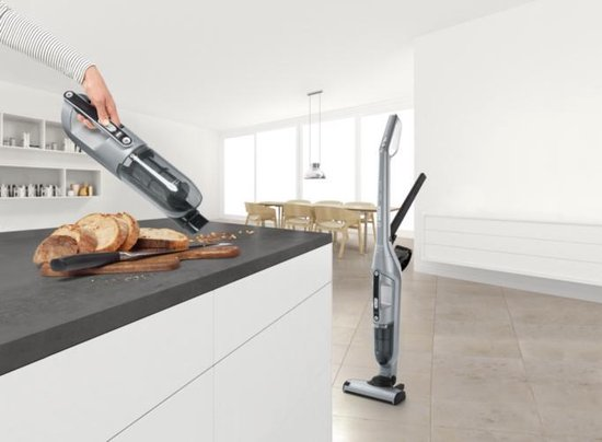 Bosch Flexxo BCH3P210 - Steelstofzuiger