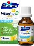 Davitamon Vitamine D Olie Baby's en Kinderen Voedingssupplement - 25ml