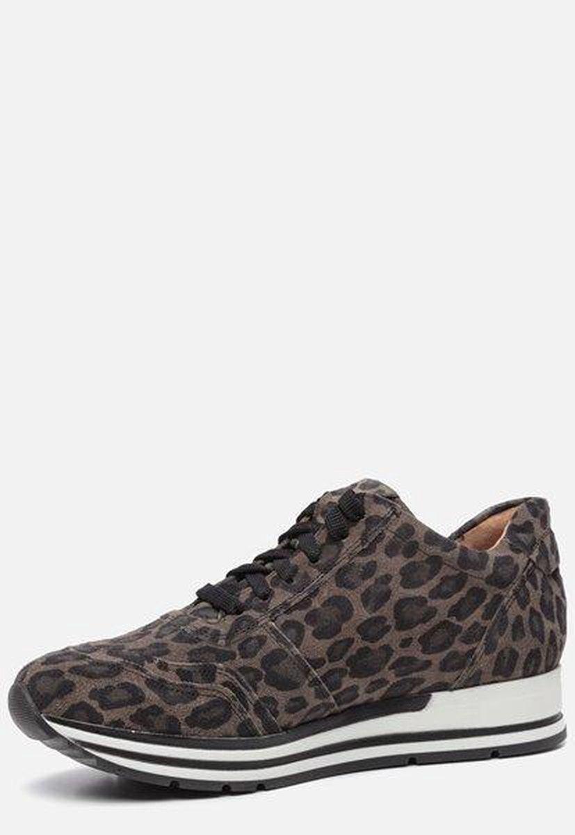 Linea Zeta Sneakers grijs - Maat 37 Sneakers