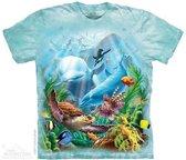 The Mountain KIDS T-shirt Seavillians Unisex T-shirt M