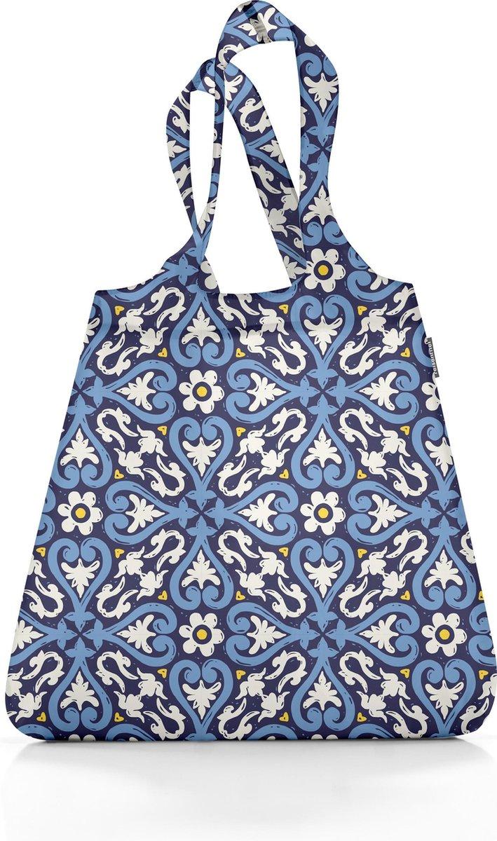Reisenthel Mini Maxi Shopper - Opvouwbare boodschappentas 15L - Floral