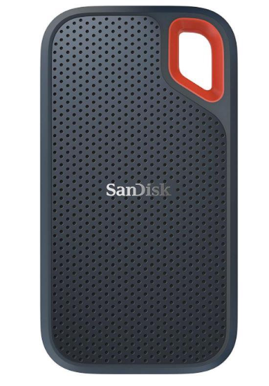 SanDisk SSD Extreme Portable - Solid State Drive (extern) - 1TB