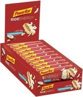 PowerBar Ride Energy Bars Coco-Hazelnut Caramel - 18 x 55 g