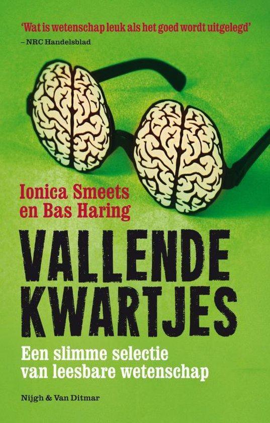 Boek cover Vallende kwartjes van Ionica Smeets (Paperback)