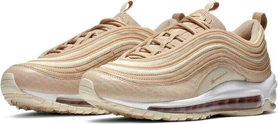 Nike Air Max 97 Sneakers - Maat 37.5 - Vrouwen - beige/wit