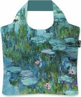 Ecozz Draagtas Waterlelies - Monet