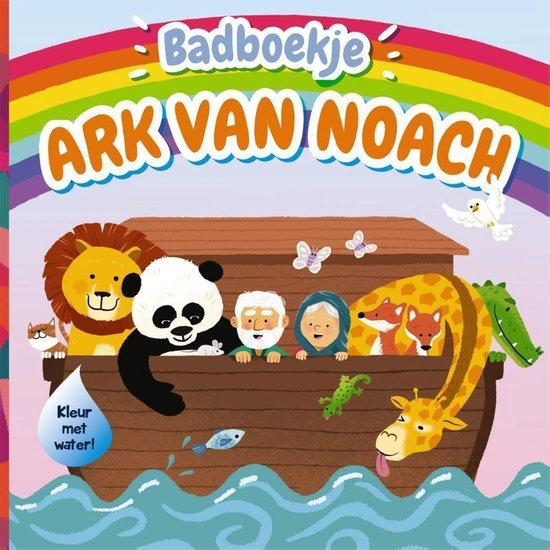 Boek cover Badboekje Ark van Noach van Cecilie Fodor (Onbekend)