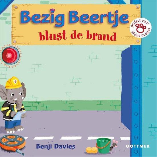 Bezig Beertje - Bezig Beertje gaat op reis - Benji Davies pdf epub
