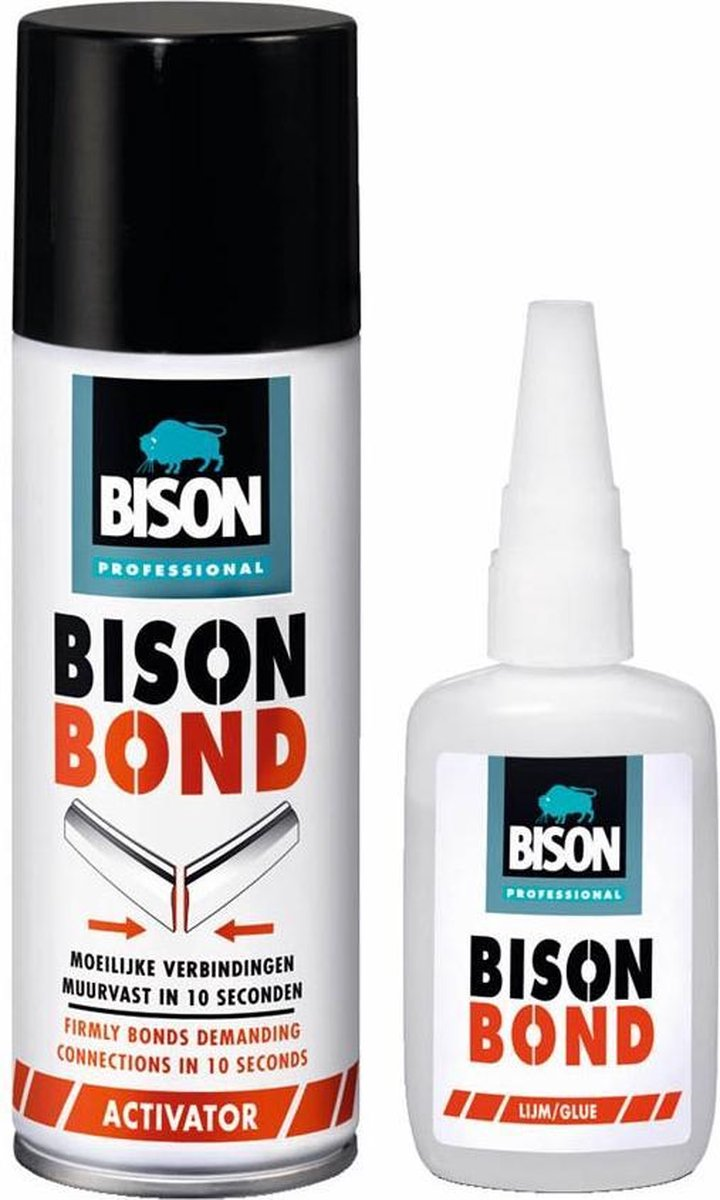 Bison Professional - Secondelijm - Bison
