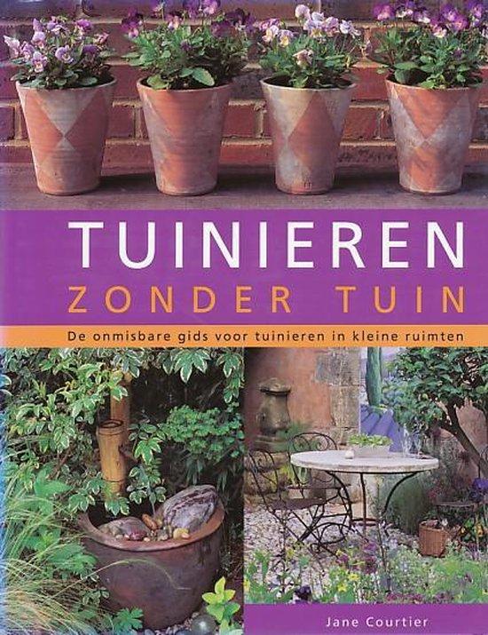 Tuinieren Zonder Tuin - Jane Courtier  