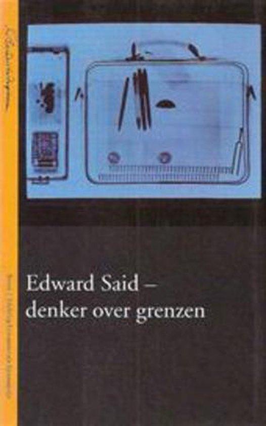Edward Said, Denker Over Grenzen - Edward Said pdf epub
