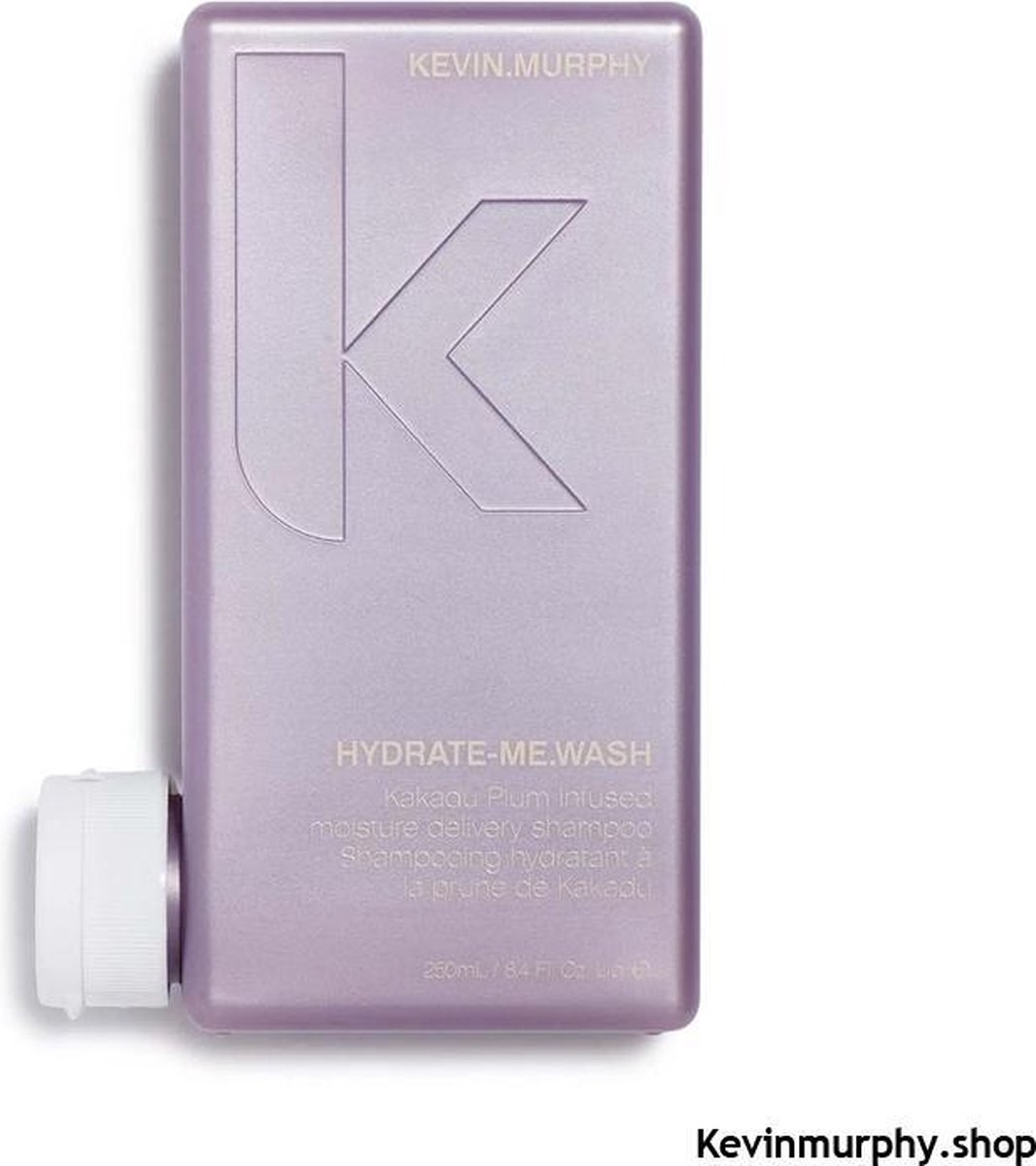 Kevin.Murphy HYDRATE-ME.WASH Unisex Voor consument Shampoo 240ml - KEVIN.MURPHY