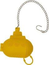 Theefilter / Thee-ei Yellow submarine - duikboot - theezeef / thee-ei / infuser - LeuksteWinkeltje