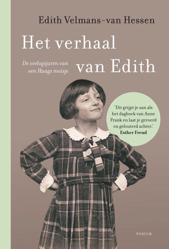 Het verhaal van Edith - Edith Velmans-Van Hessen pdf epub