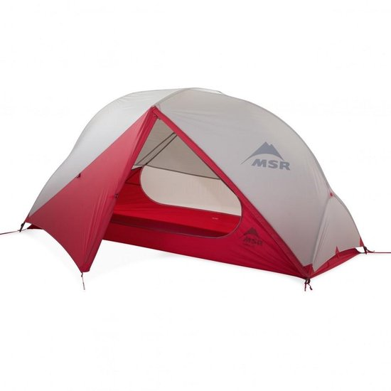 Msr Hubba Nx V6 Tunneltent - Groen - 1 Persoons