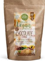 Ekopura Organic Vegan Protein - Chocolate (bio & plantaardig eiwitpoeder) 500g