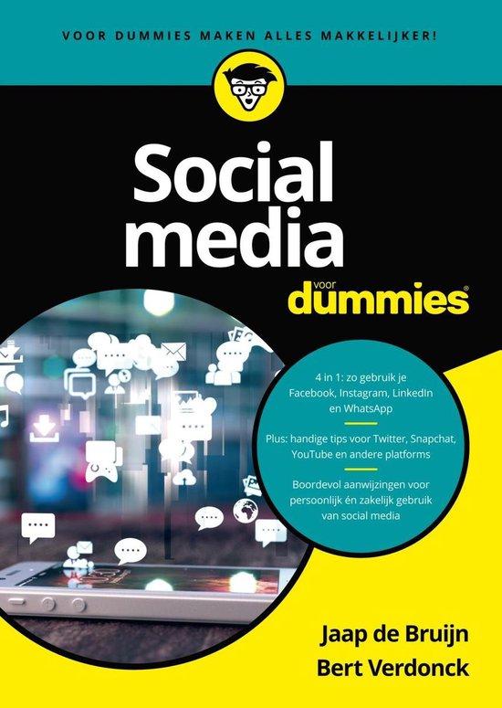 Voor Dummies - Social media voor Dummies - Bert Verdonck | Readingchampions.org.uk