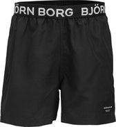 Björn Borg Heren Zwemshort LOOSE SHORTS SCOTT SCOTT - Zwart - Maat M