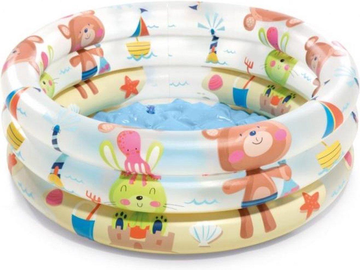 BEACH BUDDIES 3-RING BABY ZWEMBAD INTEX