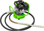 Zipper ZI-BR160Y - Betontrilnaald - Benzine Loodvrij - 4,1 Kw