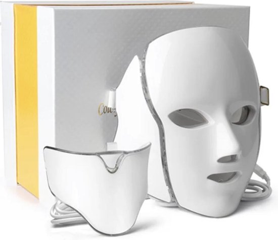 Detailove - LED gezichtsmasker - huidverjongingsapparaat