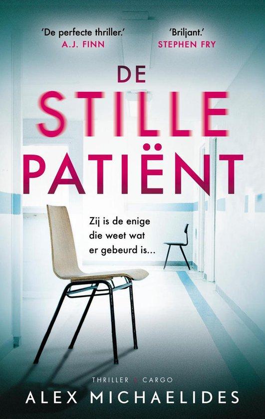 Boek cover De stille patiënt van Alex Michaelides (Paperback)
