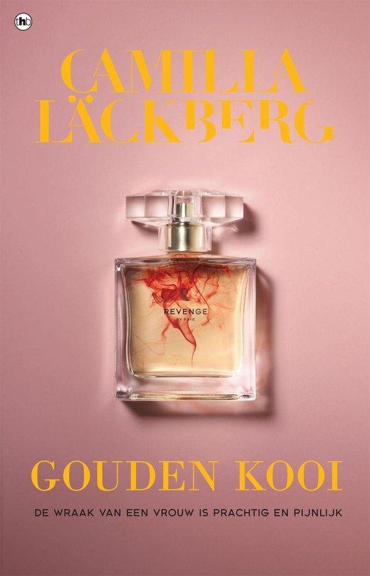 Boek cover Gouden kooi van Camilla Läckberg