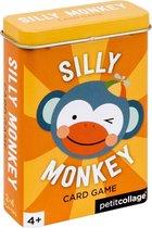 Kaartspel Gekke aap - Voor op reis | Petit Collage