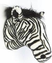 Dierenkop Trophy Zebra Daniel | Wild & Soft