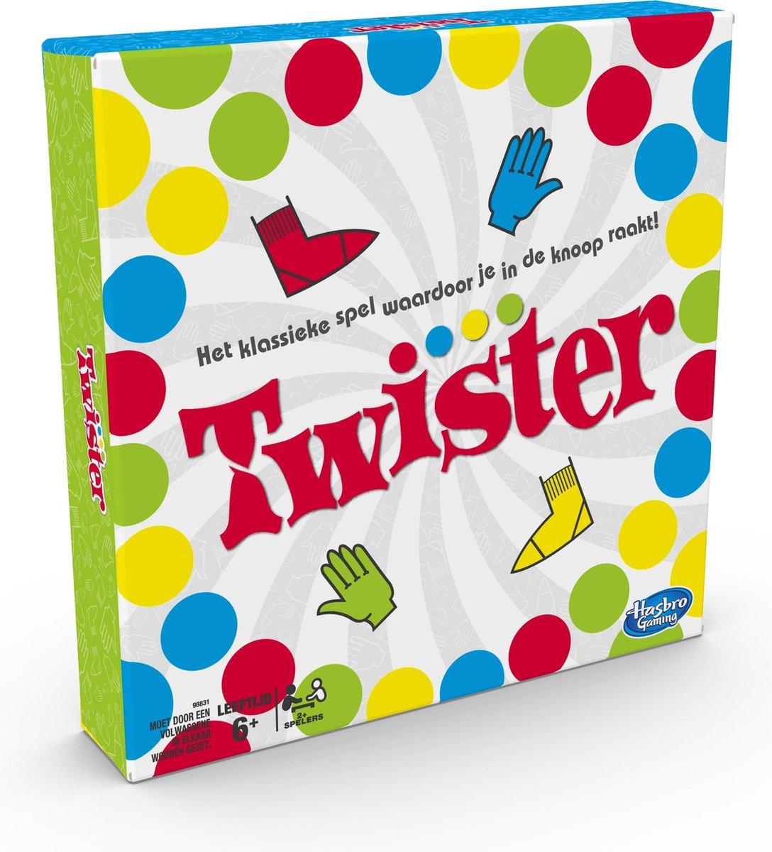 Hasbro Gaming Twister - Hasbro Gaming