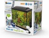 SuperFish Start 50 Tropical Kit - 48 x 28 x 37 - 50 L - Wit