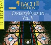 Bach: Cantatas Vol 5 / Leusink. Netherlands Bach Collegium et al