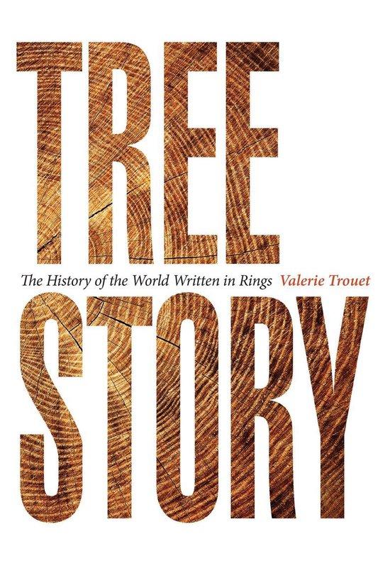 Boek cover Tree Story van Valerie Trouet (Onbekend)