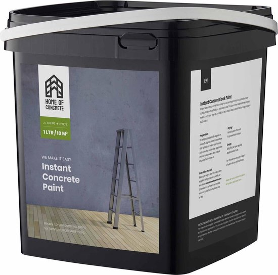 HoC Instant Betonlook Verf 10m² - Almond
