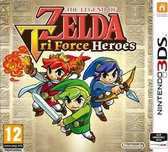 The Legend of Zelda: Triforce Heroes - 2DS + 3DS
