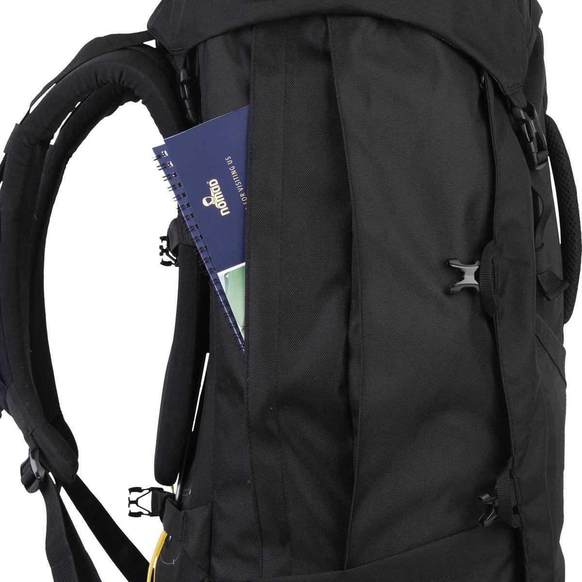 NOMAD Explorer backpack - 70 L - Zwart