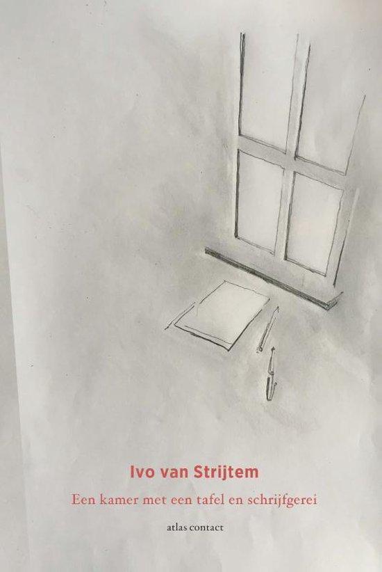 Een kamer met een tafel en schrijfgerei - Ivo van Strijtem | Fthsonline.com