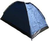 Safari festival Tent 220X130X110 Cm - Blauw - 1 Persoons