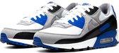 Nike Sneakers - Maat 45 - Mannen - wit/grijs/blauw/zwart