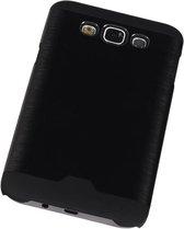 Wicked Narwal | Lichte Aluminium Hardcase voor Samsung Galaxy E5 Zwart