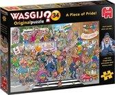 Wasgij Original 34 Een stukje Pride! puzzel - 1000 stukjes