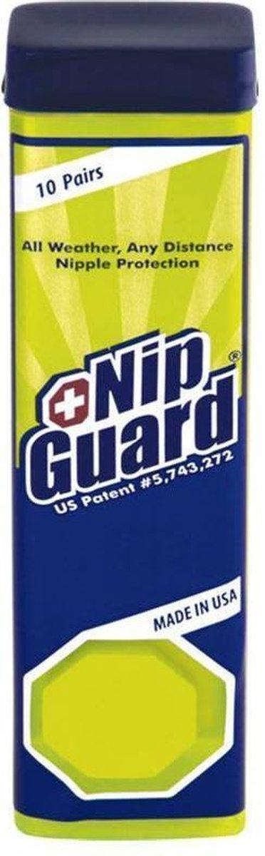 Nipguards Tepelpleisters Heren 10 Stuks