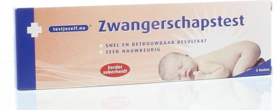 Testjezelf nu Midstream Zwangerschapstest - 2 stuks