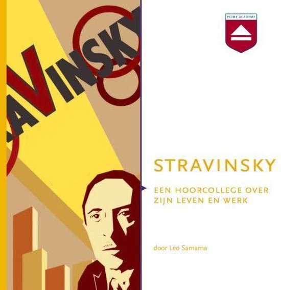 Stravinsky - Leo Samama |