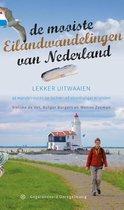 De mooiste eilandwandelingen van Nederland