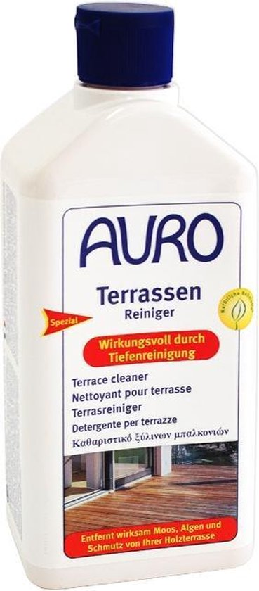 Auro 801 Terras Reiniger